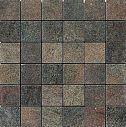 Apavisa Quartzstone Deco Grafito lappato mosaico 5x5
