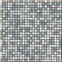 Casalgrande Padana Architecture Dark Grey Mosaico E 30x30