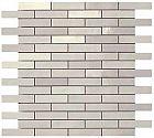 Atlas Concorde Dwell  Silver mosaico brick