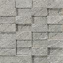 Ragno Realstone Quarzite Mosaico 3D Grigio 29x29