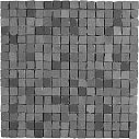 Ragno Patina Mosaico Asfalto 30x30