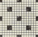 Ragno Bistrot Mosaico Marfil 29x29 Glossy