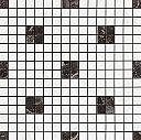 Ragno Bistrot Mosaico Pietrasanta 29x29 Glossy