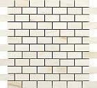 Ragno Bistrot Mosaico Brick Cremo Delicato 30x30 Soft