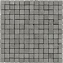 Ragno Boom Mosaico Piombo 30x30