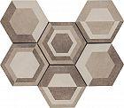 Ragno Rewind Decoro geometrico Corda 21x18.2