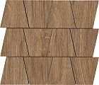Ragno Woodliving Mosaico Rovere Scuro 33x30
