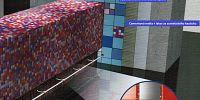 Systém pro realizaci dlažeb a obkladů vysoké estetické hodnoty