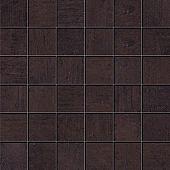 Apavisa Beton brown lappato mosaico 5x5