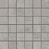Apavisa Beton grey lappato mosaico 5x5