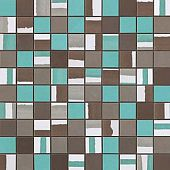 Atlas Concorde Dwell  Turquoise mosaico mix