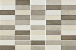 Ragno Touch Mosaico Ivory 25x38