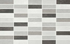 Ragno Touch Mosaico White 25x38